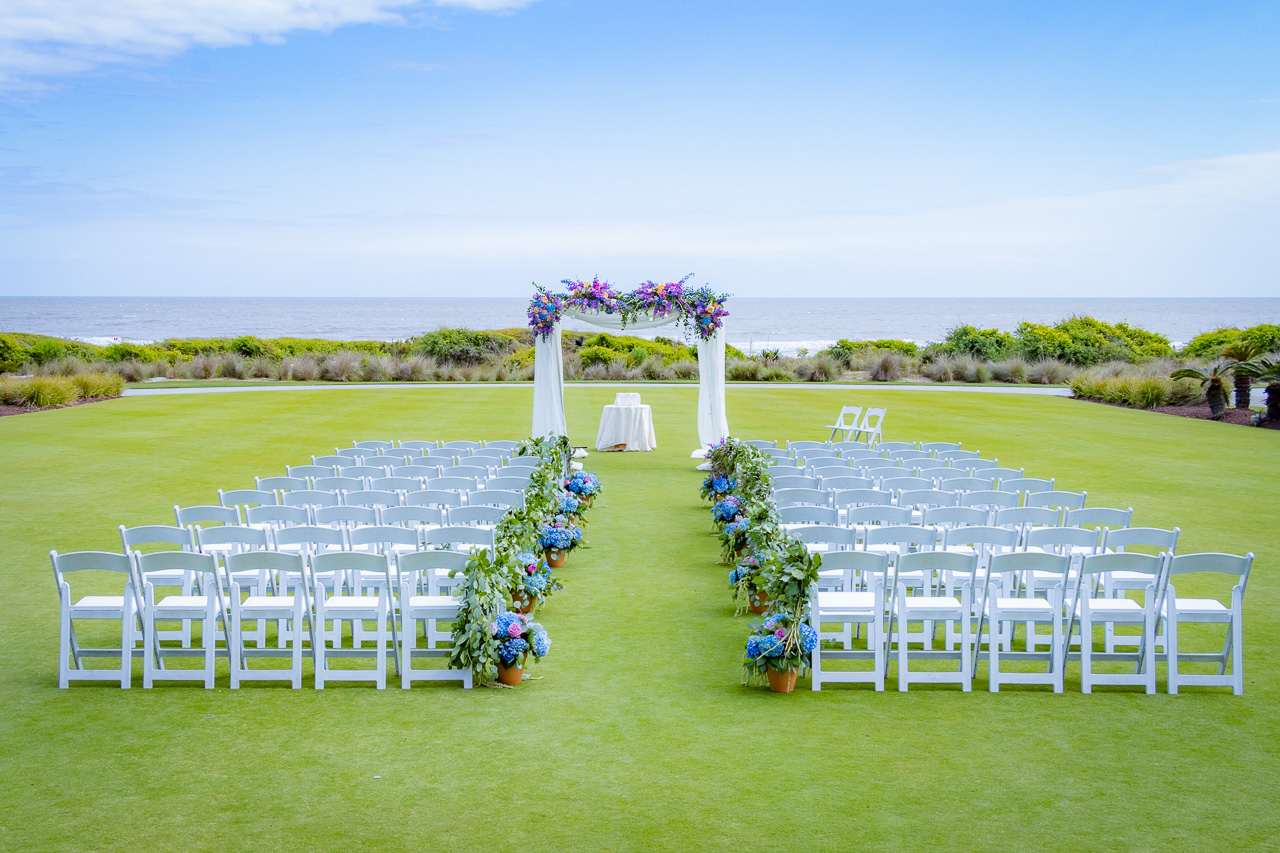 Sanctuary at Kiawah island wedding