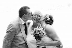 Derek and Carrington wedding pictures
