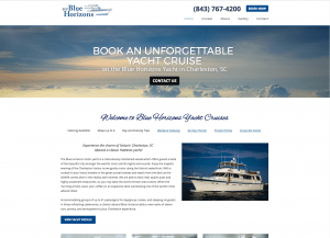 Blue Horizons web