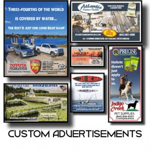 Custom Advertisements