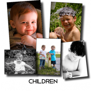 PIctures of children taken in Charleston, SC