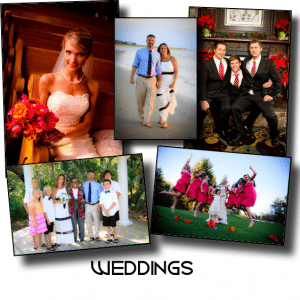 Pictures from weddings in Charleston, SC