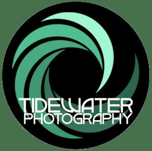 tidewater photography logo