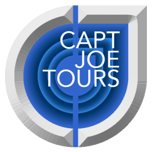 Capt Joe Tours logo