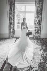 Sanctuary at Kiawah island wedding beautiful bride
