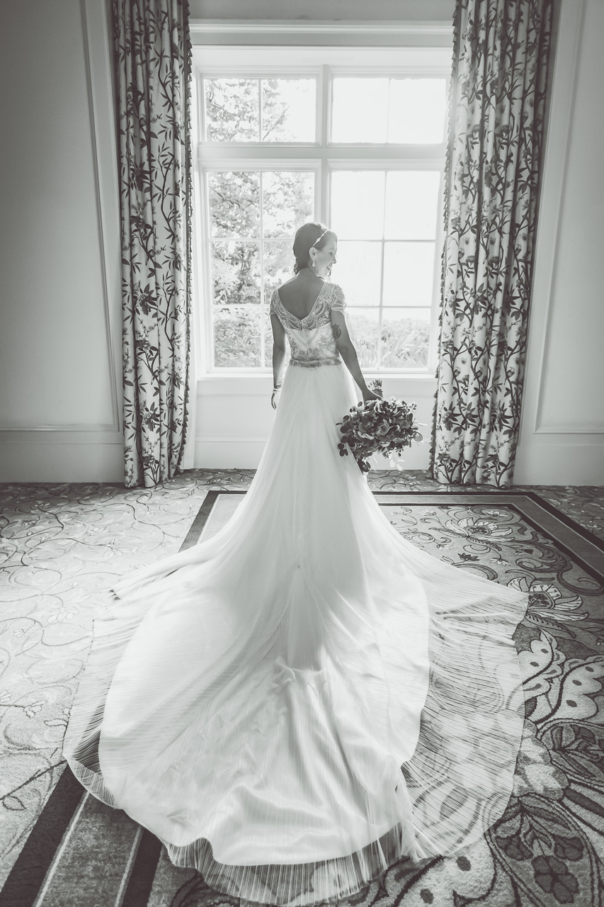 Sanctuary at Kiawah island wedding beautiful bride